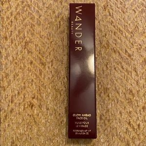 Wander Beauty Glow Ahead Face Oil (NWT)